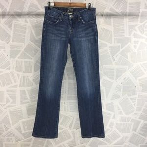 Lucky Brand Jeans New Easy Rider Distressed 4/27